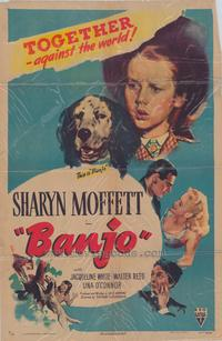 Banjo - 11 x 17 Movie Poster - Style A
