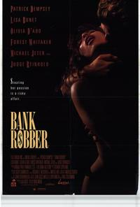Bank Robber - 27 x 40 Movie Poster - Style A
