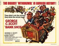 Bank Shot - 11 x 14 Movie Poster - Style A
