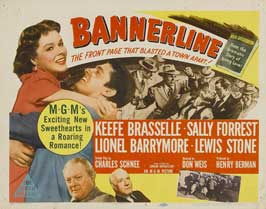 Bannerline - 22 x 28 Movie Poster - Half Sheet Style A