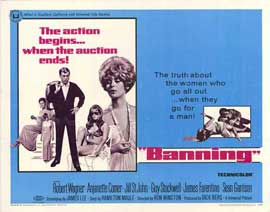 Banning - 11 x 14 Movie Poster - Style A