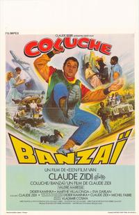 Banza� - 27 x 40 Movie Poster - Belgian Style A