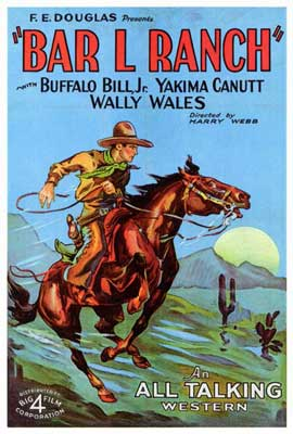 Bar L Ranch - 27 x 40 Movie Poster - Style A