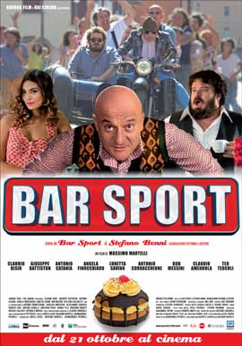 Bar Sport - 11 x 17 Movie Poster - Italian Style A