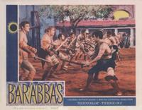 Barabbas - 11 x 14 Movie Poster - Style E