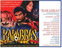 Barabbas - 11 x 14 Movie Poster - Style A