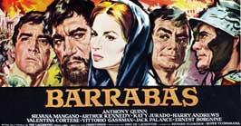Barabbas - 27 x 40 Movie Poster - Style C