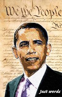 Barack Obama - (We the People) Campaign Poster - 24 x 36