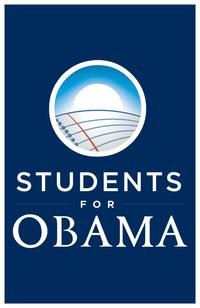 Barack Obama - (Students for Obama) Campaign Poster - 11 x 17