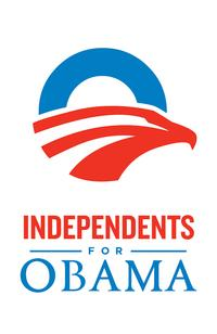 Barack Obama - (Independents for Obama) Campaign Poster - 24 x 36