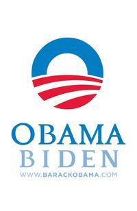 Barack Obama - (Obama Biden) Campaign Poster - 24 x 36