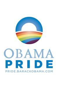 Barack Obama - (Obama Pride) Campaign Poster - 24 x 36
