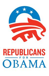 Barack Obama - (Republicans for Obama) Campaign Poster - 24 x 36