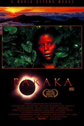 Baraka - 11 x 17 Movie Poster - Style A