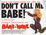 Barb Wire - 27 x 40 Movie Poster - Style C
