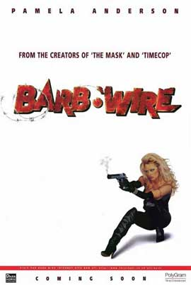 Barb Wire - 11 x 17 Movie Poster - Style B