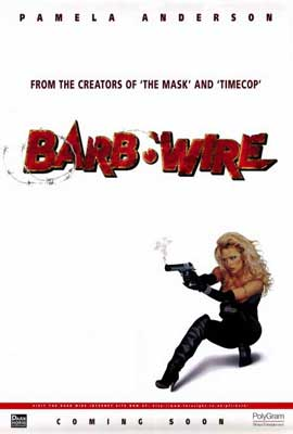 Barb Wire - 27 x 40 Movie Poster - Style B