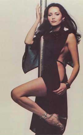 Barbara Carrera - 11 x 17 Movie Poster - Style A