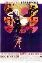 Barbarella - 27 x 40 Movie Poster - Style B
