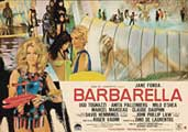 Barbarella - 11 x 17 Movie Poster - Italian Style A
