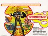 Barbarella - 30 x 40 Movie Poster UK - Style A