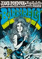 Barbarella - 11 x 17 Movie Poster - Czchecoslovakian Style A