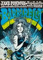 Barbarella - 11 x 17 Movie Poster - Czchecoslovakian Style A