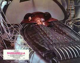 Barbarella - 11 x 14 Poster French Style A