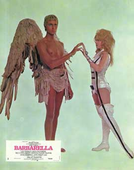 Barbarella - 11 x 14 Poster French Style B
