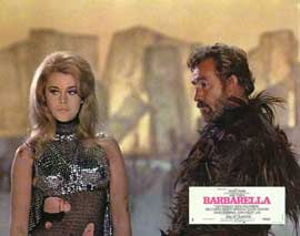 Barbarella - 11 x 14 Poster French Style C