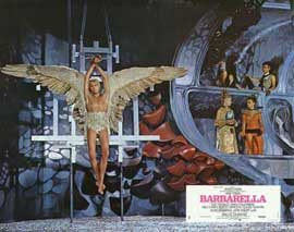 Barbarella - 11 x 14 Poster French Style E