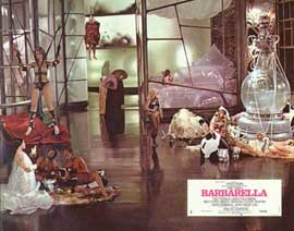 Barbarella - 11 x 14 Poster French Style F
