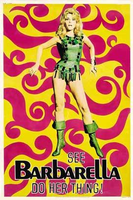 Barbarella - 27 x 40 Movie Poster - Style E