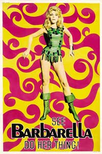 Barbarella - 43 x 62 Movie Poster - Bus Shelter Style C