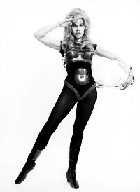 Barbarella - 8 x 10 B&W Photo #3