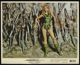 Barbarella - 11 x 14 Movie Poster - Style A