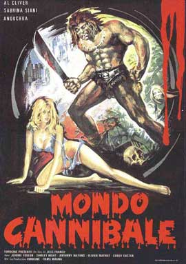 Barbarian Goddess - 11 x 17 Movie Poster - Italian Style A