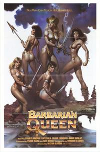Barbarian Queen - 43 x 62 Movie Poster - Bus Shelter Style A