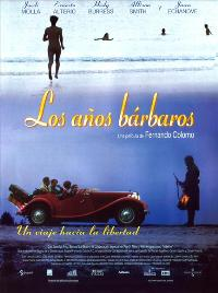 Barbaric Years - 27 x 40 Movie Poster - Spanish Style A