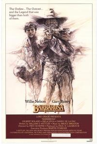 Barbarosa - 43 x 62 Movie Poster - Bus Shelter Style A