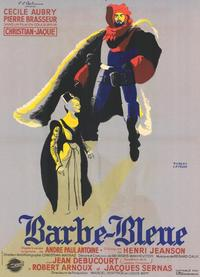 Barbe-Bleue - 27 x 40 Movie Poster - Style A