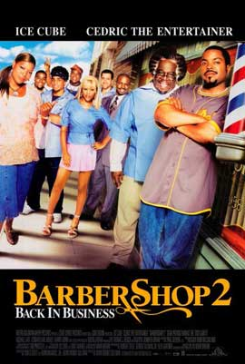 Barbershop 2: Back in Business - 11 x 17 Movie Poster - Style A
