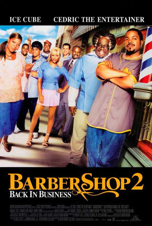 Barbershop 2  Back in BusinessBarbershop 2 Movie