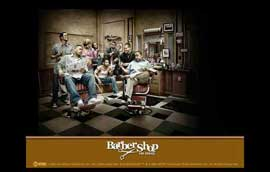 Barbershop The Series - 11 x 17 TV Poster - Style C