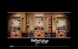 Barbershop The Series - 11 x 17 TV Poster - Style D