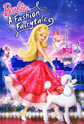 Barbie: A Fashion Fairytale - 27 x 40 Movie Poster - Style A