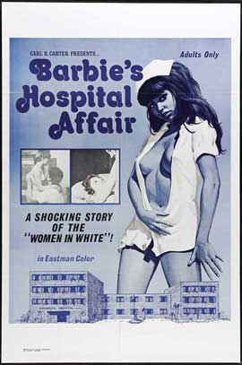 Barbie's Hospital Affair - 27 x 40 Movie Poster - Style A