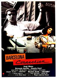 Barcelona Connection - 11 x 17 Movie Poster - Spanish Style A