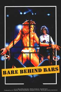 Bare Behind Bars - 43 x 62 Movie Poster - Bus Shelter Style A