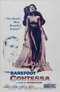 The Barefoot Contessa - 11 x 17 Movie Poster - Style A